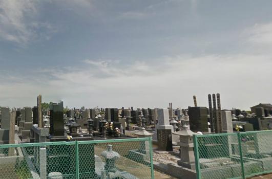 ひたちなか市営 磯崎墓地_0