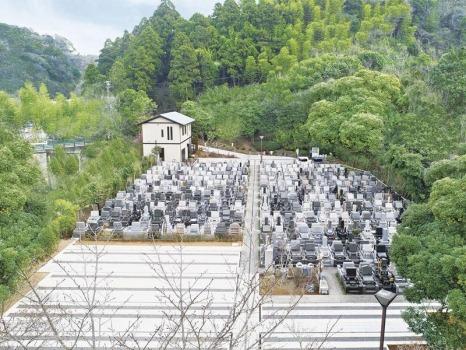 鎌倉湖墓苑_0