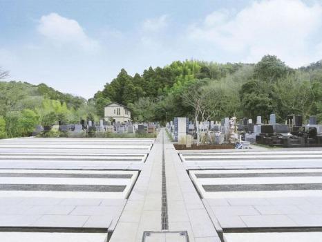 鎌倉湖墓苑_1