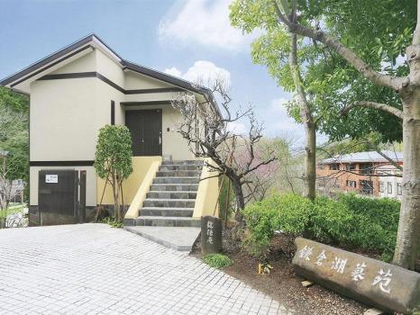 鎌倉湖墓苑_3