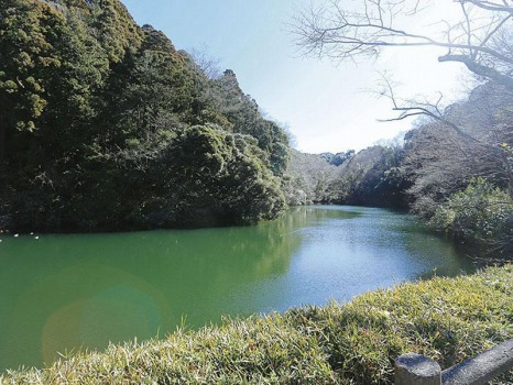 鎌倉湖墓苑_8