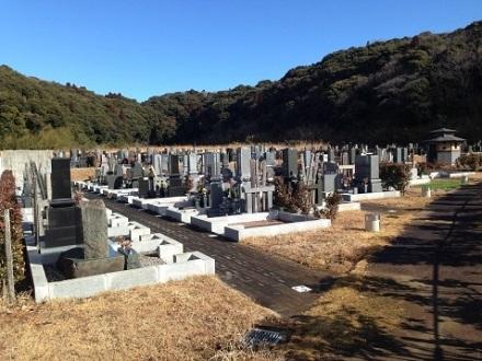 鹿嶋市営 とよさと霊園_2