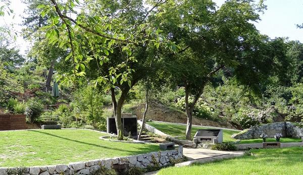 樹木葬墓地 こもれびの里の画像4