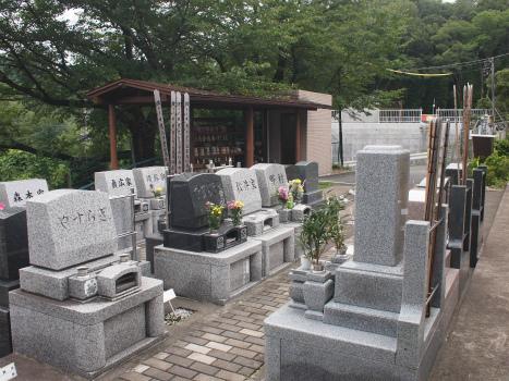 黒川光墓苑_3