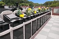 八千代悠久の郷霊園家族型永代供養墓 「結」