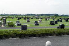 大泉町公園墓地