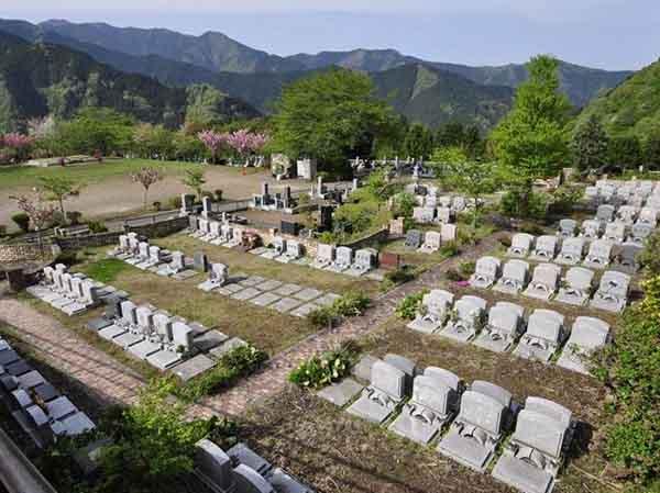 奥多摩霊園の画像3