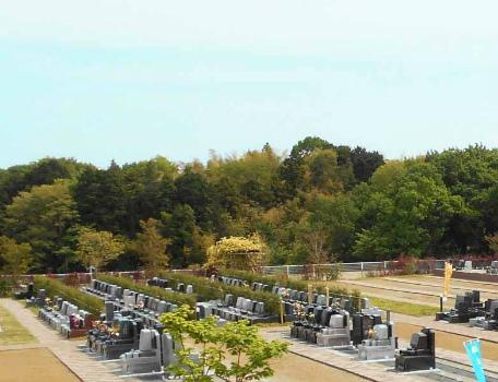 新横浜中央霊園の画像1