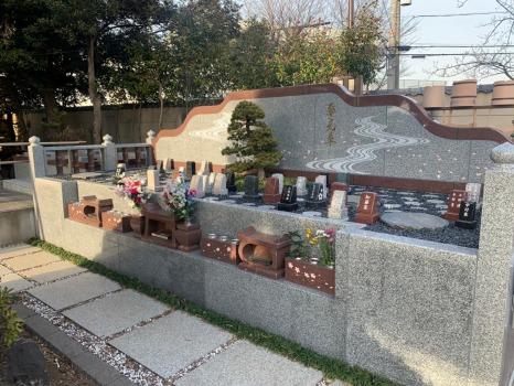 さいたま聖地霊園 樹木葬 夢見草の画像2