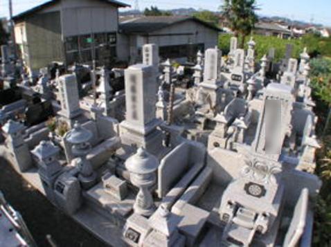 富岡東墓地_0