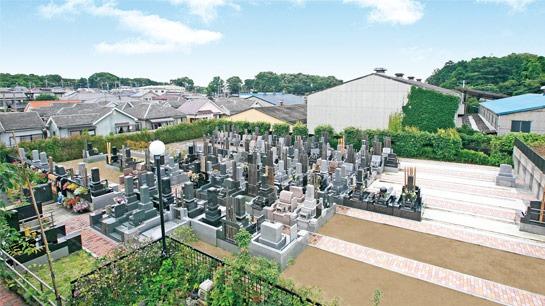 槻の城山霊園_0