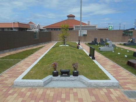 銚子シーサイドメモリアル樹木葬墓地