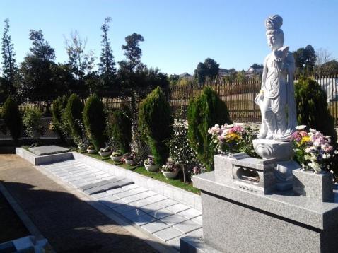 谷和原御廟霊園 永代供養墓_0