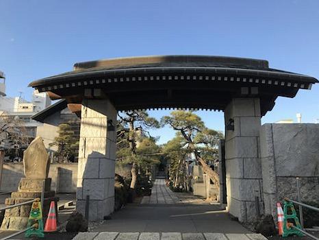 善慶寺のうこつぼの画像