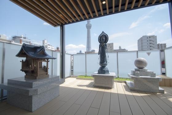 吾妻橋天空陵苑 の画像