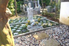 流山樹木葬墓地の画像4