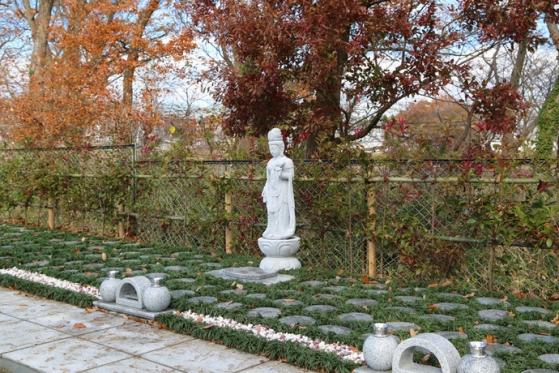 千葉中央樹木葬墓地の画像