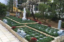 八潮樹木葬墓地の画像2