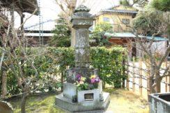妙典樹木葬墓地の画像3