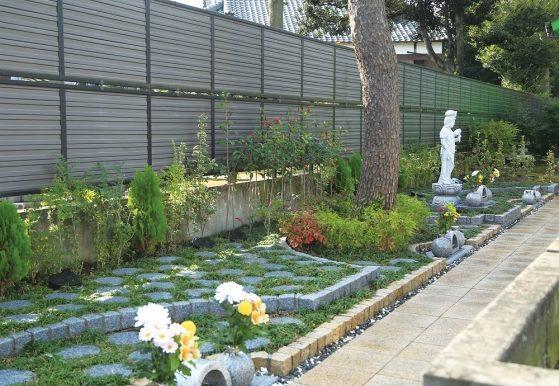 世田谷樹木葬墓地の画像1