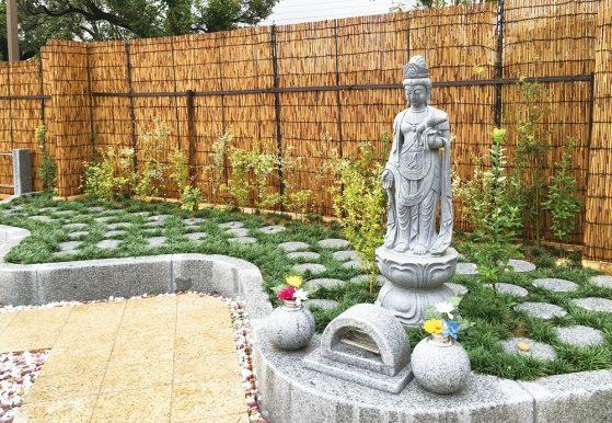 瑞江樹木葬緑風苑の画像