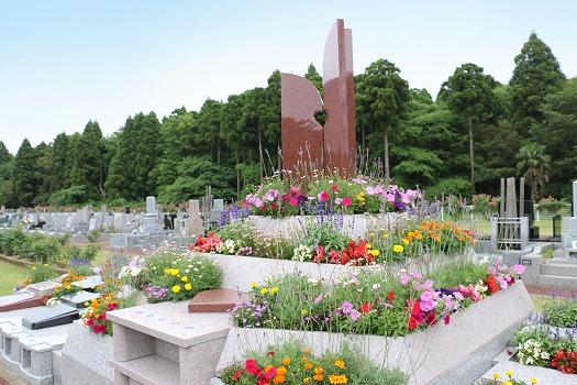 千葉中央霊園フラワージュ1