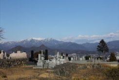 上毛高原メモリアルパーク永代供養墓