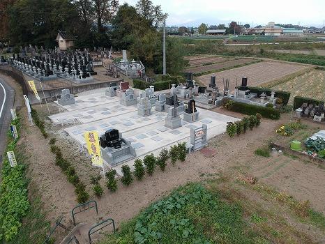北原神明霊園1