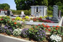 松伏やすらぎの里 永代供養墓の画像1