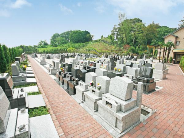 南大沢霊園の画像1