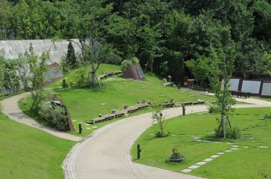 桜葬-あさ陽の丘