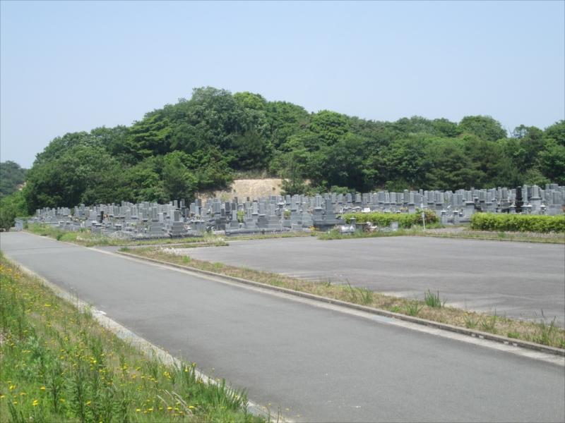 宇部市営 白石公園墓地_0