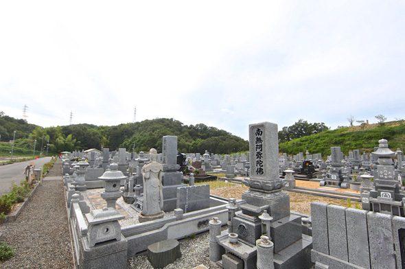安寿霊園_2
