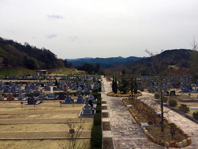 宝塚市立 宝塚すみれ墓苑_7