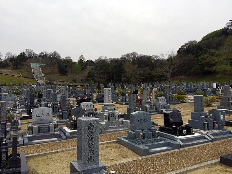 宝塚市立 宝塚すみれ墓苑_11