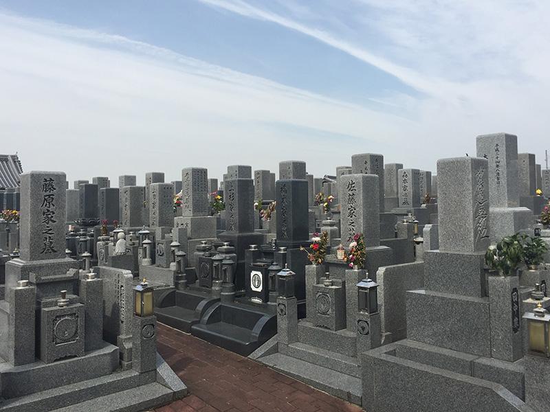 枚方春日墓苑_5