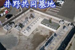 井野共同墓地の画像1