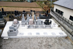 南大類共同墓地の画像1
