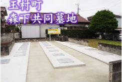 玉村町森下共同墓地の画像2