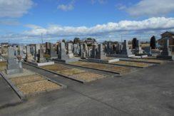 羽島市営 駒塚南墓地の画像1