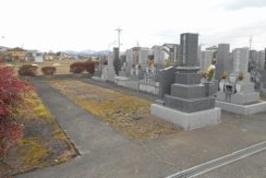 笠松町営 米野墓地の画像1