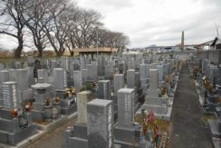 笠松町営 緑町墓地の画像1