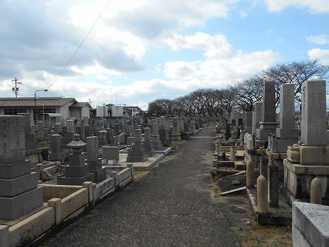 笠松町営 緑町墓地の画像2