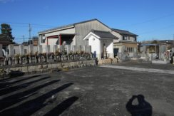 笠松町営 中門間墓地の画像1