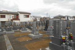 笠松町営 下羽栗中央墓地の画像1