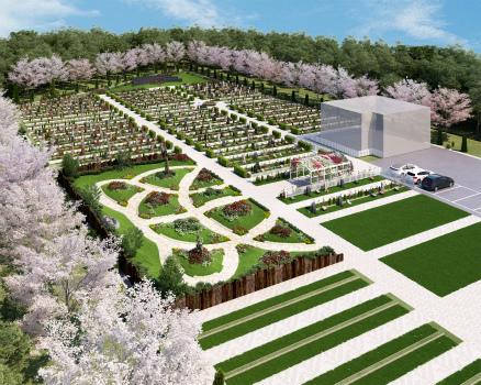 やすらぎの花の里 所沢西武霊園の画像2