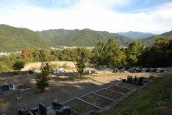 安曇野市営 萩原公園墓地の画像1