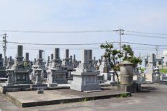 萩島墓地の画像1