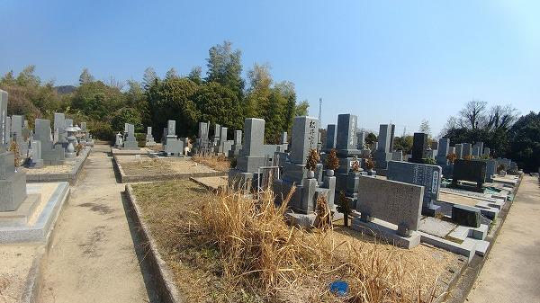 福山市 奈良津墓苑_0