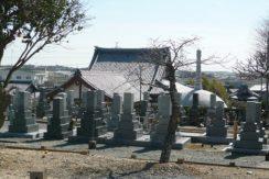 紫雲寺墓地の画像1